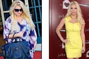 Jessica Simpson Is Back In Her Daisy Dukes: Find Out How She Dropped the Baby Weight!