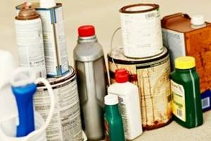 Household Hazardous Waste Spring Disposal Day is May 10