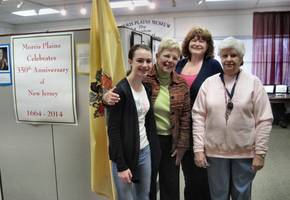 Morris Plains Museum Exhibit Celebrates New Jersey's 350th Anniversary